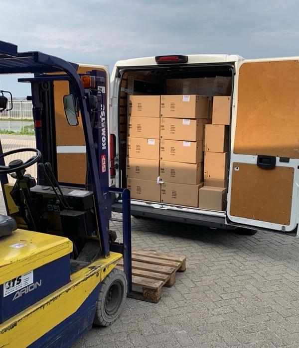 VDW Delivery spoedkoerier